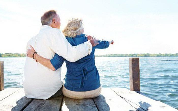 thu nhập thụ động và nghỉ hưu sớm