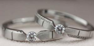 Một số đồ trang sức được làm từ bạch kim